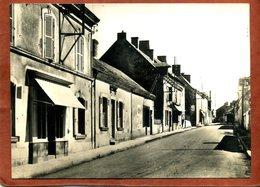72  CPSM   CHALLES LES PINS     Rue Principale      Très Bon état - Francia