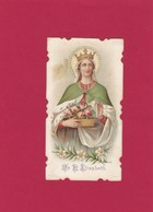 Devotieprent  H.Elisabeth - Religion & Esotericism