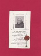 Reliekprent Valentinus Paquay - Religion & Esotericism