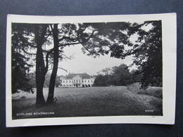 AK SCHÖNBORN B. Stockerau Korneuburg Göllersdorf Va.1940 ////  D*36118 - Korneuburg
