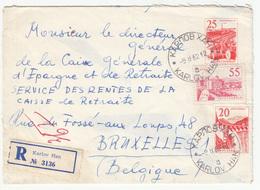 Yugoslavia, Postal Stationery Letter Cover Registered Travelled 1962 Karlov Han [Prisoja] Pmk B181215 - Ganzsachen