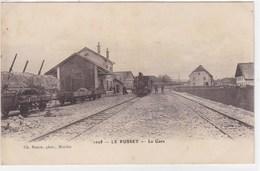 Doubs - Le Russey - La Gare - Autres Communes