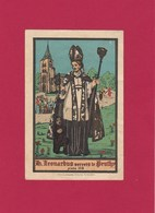 Devotieprent H. Leonardus - Religion & Esotericism