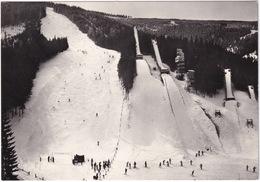 Krkonose-Spindlerov Mlyn - SKISPRINGEN - SKI JUMPING - SCHANS-SPRINGEN - SAUT à SKI - CSSR - Wintersport