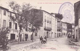 Entrée Du Perthus - Francia