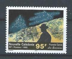 """Nle-Caledonie YT 701 """" Ecrivain, Francis Carco """" 1995 Neuf** - Nouvelle-Calédonie"""