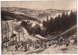 Klingenthal (Sa.) -  Große Aschbergschanze - 115m. - SKISPRINGEN - SKI JUMPING - SCHANS-SPRINGEN - SAUT à SKI - Wintersport