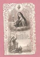 CANIVET - SAINTE CLAIRE - Gravure - Imágenes Religiosas