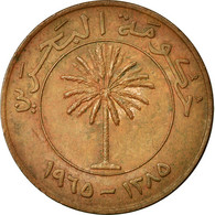 Monnaie, Bahrain, 10 Fils, 1965/AH1385, TTB, Bronze, KM:3 - Bahreïn