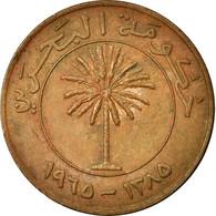 Monnaie, Bahrain, 10 Fils, 1965/AH1385, TTB, Bronze, KM:3 - Bahrain