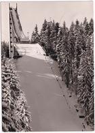Johanngeorgenstadt - Erzgebirgsschanze - SKISPRINGEN - SKI JUMPING - SCHANS-SPRINGEN - SAUT à SKI - 1962 DDR - Wintersport
