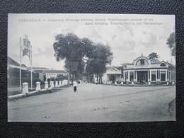 AK SOERABAIA Indonesia Java Driesprong Simpang Ca.1910 ////  D*36130 - Indonesien