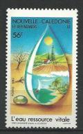 """Nle-Caledonie YT 478 """" Protection De La Nature """" 1983 Neuf** - Nouvelle-Calédonie"""