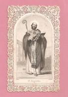 CANIVET - SAINT AUGUSTIN - GRAVURE - Imágenes Religiosas