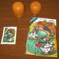 K 01 N 114 PUZZLE KINDER + BPZ - Puzzles