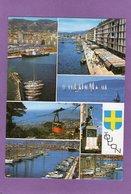 83 TOULON Multivues Carte Toilée Blason - Toulon
