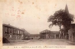ABBEVILLE   -  La Place Et La Maison Commune - France
