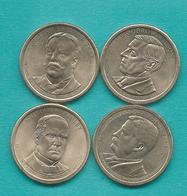 1 Dollar - 2013 - McKinley, Roosevelt, Taft, McKinley (KMs 547-550) - 2007-…: Presidents