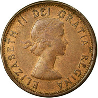Monnaie, Canada, Elizabeth II, Cent, 1959, Royal Canadian Mint, Ottawa, TB+ - Canada