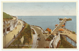 Pier And Colonnades, Llandudno - Caernarvonshire