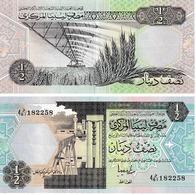 Libye 1 Demi Dinar - Libya