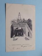 Artillerie De Forteresse - Chèvre à Haubans ( 3 ) Anno 1901 ( Voir Photo Svp ) ! - Matériel
