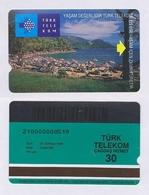 AC - TURK TELECOM PHONECARDS - SAMPLE CARD - HOLIDAY CARD RARE - Turkey