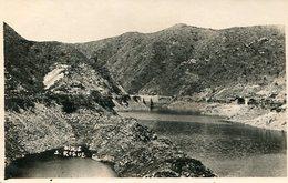 DIQUE SAN ROQUE, CORDOBA, ARGENTINA. CIRCA 1929 POSTAL POSTCARD B/N TBE -LILHU - Argentinië