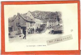 Lozere : La Canourgue, Reproduction Sur Papier Photo, L'Hotel Borel... - France