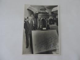 Compagnons Du Devoir - Photo De Louis Le Poitevin à Son Ami Gustave Le Tourangeau  Ref B0001 - Métiers