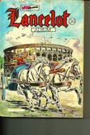 BD Petit Format - Album - De 1981 - LANCELOT N° 36 - - Boeken, Tijdschriften, Stripverhalen