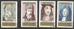 YEMEN - History Of France  Clovis, Charlemagne, Jeanne D'Arc, Louis XIV - Yémen