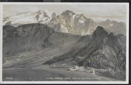 PASSO PORDOI VERSO LA MARMOLATA - FOTO GHEDINA - FORMATO PICCOLO . NUOVA - Alpinisme