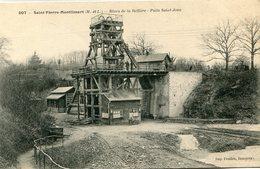SAINT PIERRE MONTLIMART(CARRIERES) - France