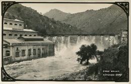 DIQUE MOLLET, CORDOBA, ARGENTINA. CIRCA 1929 POSTAL POSTCARD B/N TBE -LILHU - Argentinië