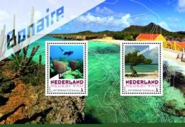 Nederland 2017   Caribisch Nederland  Bonaire  Blok- M/s    Postfris/mnh/sans Charniere - Curaçao, Nederlandse Antillen, Aruba