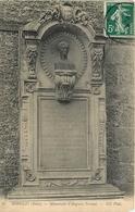 BROGLIE MONUMENT D'AUGUSTE FRESNEL - France