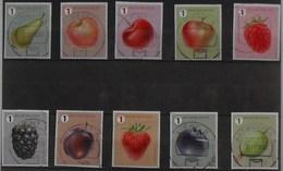 België 2018 Fruit - Fruits - Belgium