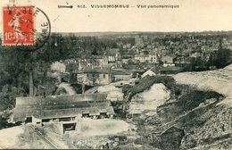 VILLEMOMBLE(CARRIERES) - Villemomble