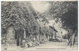 87- BUJALEUF - LES FILEUSES - Artisanat, Métiers - France