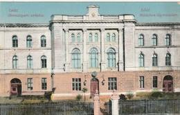 Lodz-Mädchen Gimnasium-Polen - Pologne