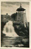 EL MOLINO (ESTACION THEA) CERCA DE LAS CUMBRE F.C.C.N.A., CORDOBA, ARGENTINA. CIRCA 1929 POSTAL POSTCARD B/N TBE -LILHU - Argentinië
