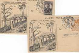 """Afrique:Senegal """"Journée Du  Timbre  1946"""" - Senegal (1887-1944)"""
