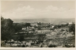 SIERRAS MINA CLAVERO 950 MT. S.N.M., CORDOBA, ARGENTINA. CIRCA 1929 POSTAL POSTCARD B/N TBE -LILHU - Argentinië