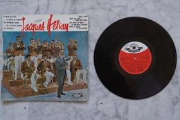 JACQUES HELIAN NOUS LES GARS NOUS LES FILLES 25 CM 1961 JOHNNY HALLYDAY - Vinyl Records