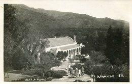 """ALTO SAN PEDRO"", MONTE GRANDE, CORDOBA, ARGENTINA. CIRCA 1929 POSTAL POSTCARD B/N TBE -LILHU - Argentinië"