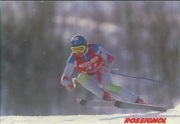 Adrien Duvillard - Equipe De France De Ski Alpin - Sports D'hiver