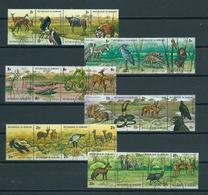 1977 Burundi Complete Set Animals,fauna,dieren,tiere Used/gebruikt/oblitere - Burundi