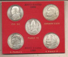 """Vaticano - Folder """"Anno Santo 1983""""  FdC - Vaticano"""