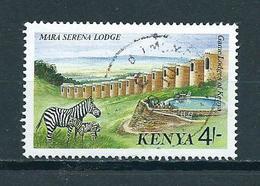 1988 Kenia Animals,fauna,dieren,tiere Used/gebruikt/oblitere - Kenia (1963-...)
